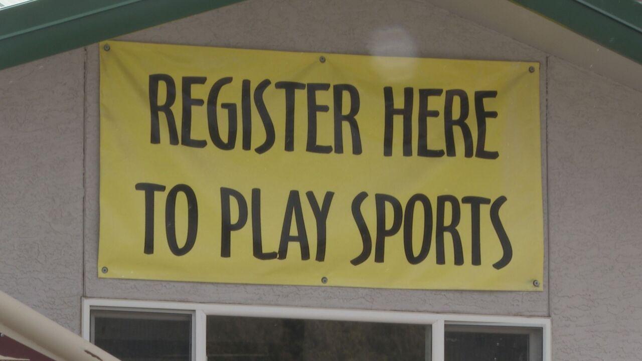 Colorado Springs Parks, Sports Office