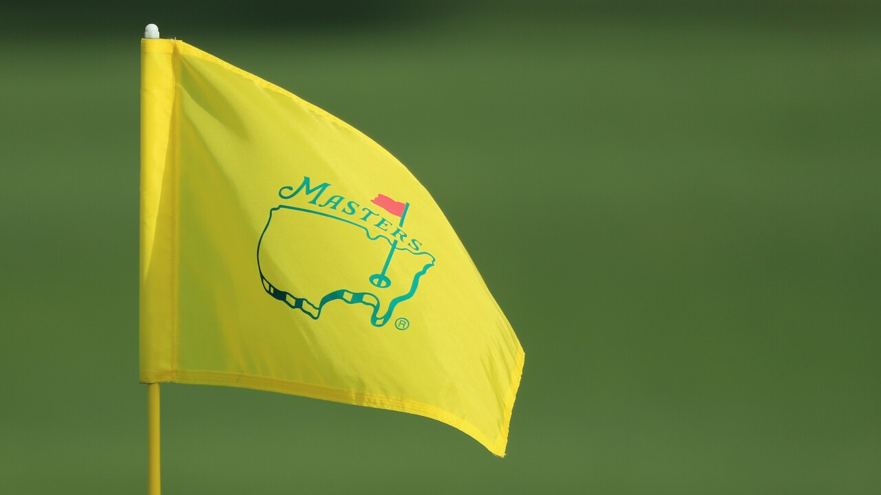 One month 'til The Masters