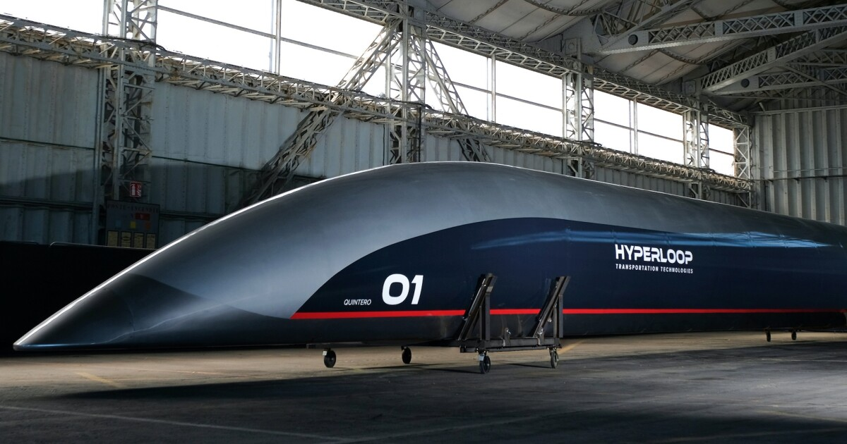 Plans for Cleveland Hyperloop expand east to Pittsburgh