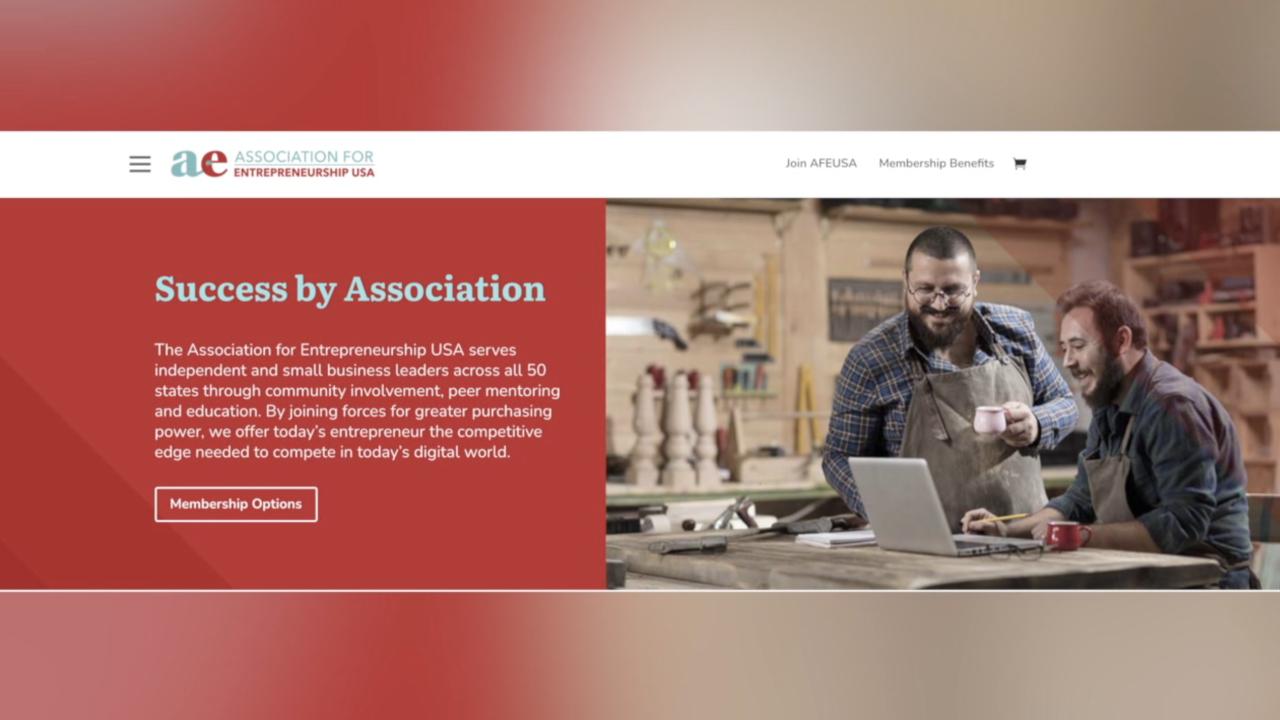 Association of Entrepreneurship