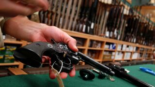Background checks, a metric for gun sales, hit all-time high