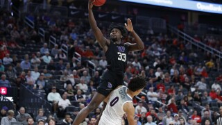 Pistons landing Washington center Isaiah Stewart with 16th pick