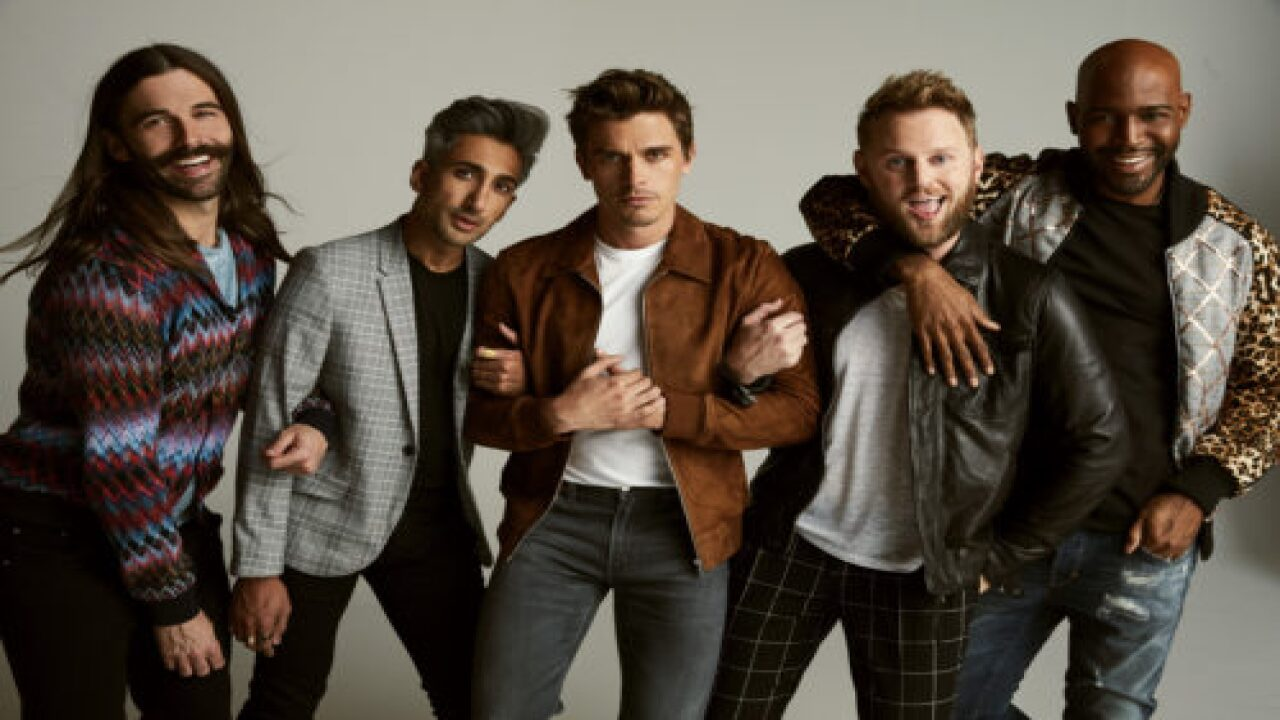 Fab 5 From 'Queer Eye' Are Launching An Affordable Furniture Line At Walmart