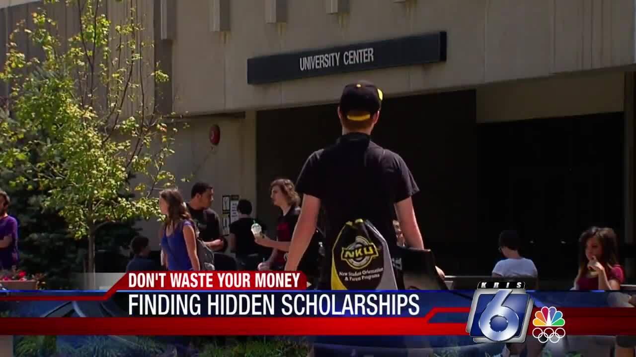 Finding hidden scholarships