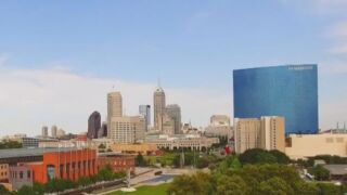 WATCH: Take beautiful tour through Indianapolis