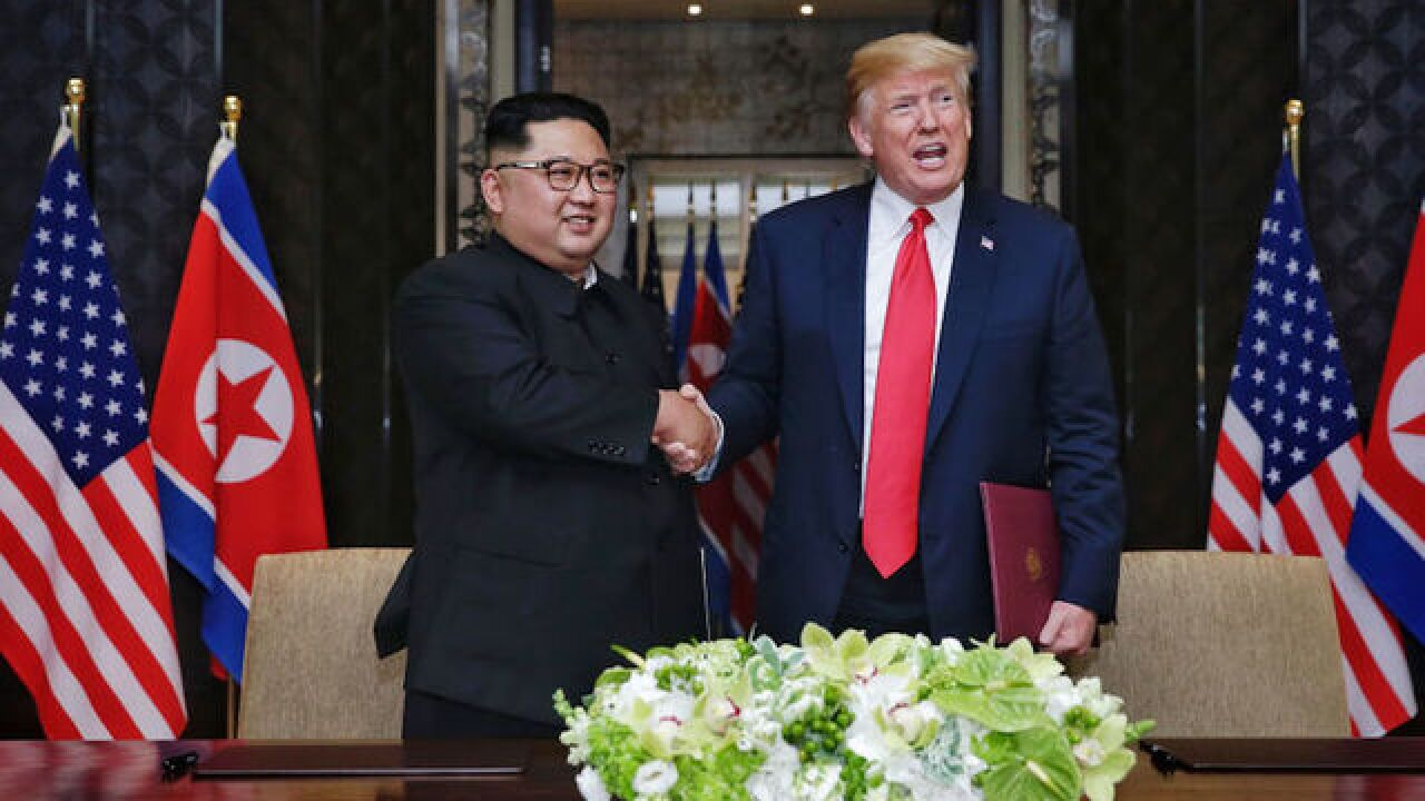 Americans are satisfied with Trump's North Korea summit, poll says