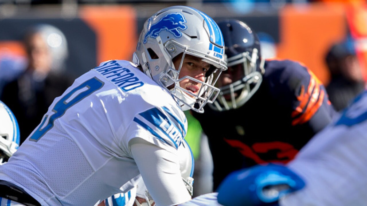 Bears eye rare win over Lions, end of skid against division