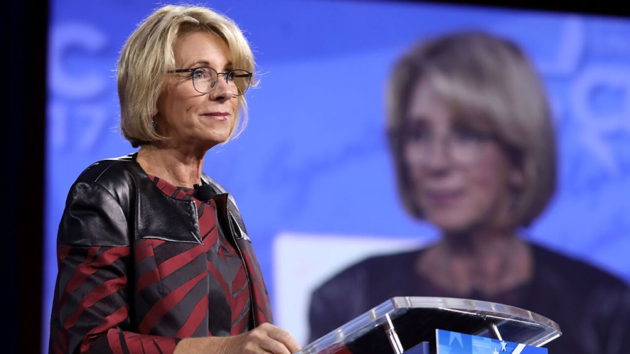 20 states, including Virginia, win lawsuit against Education Secretary Betsy DeVos