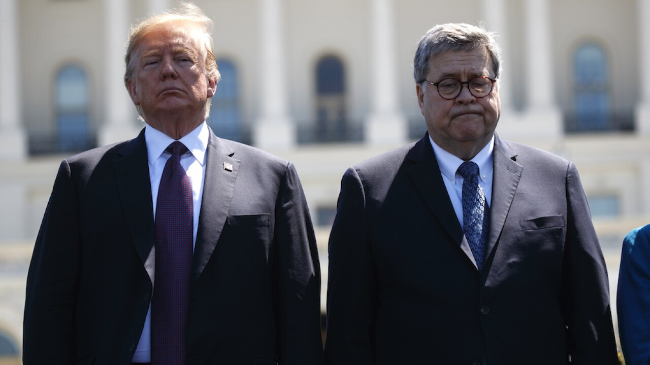 Barr OKs election probes despite little evidence of fraud