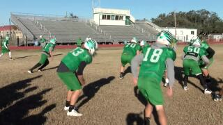 Woodsboro earns Nissan Dealers Friday Night Fever Team of the Week
