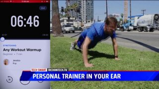 Tech Smart: App puts personal trainer in your ear