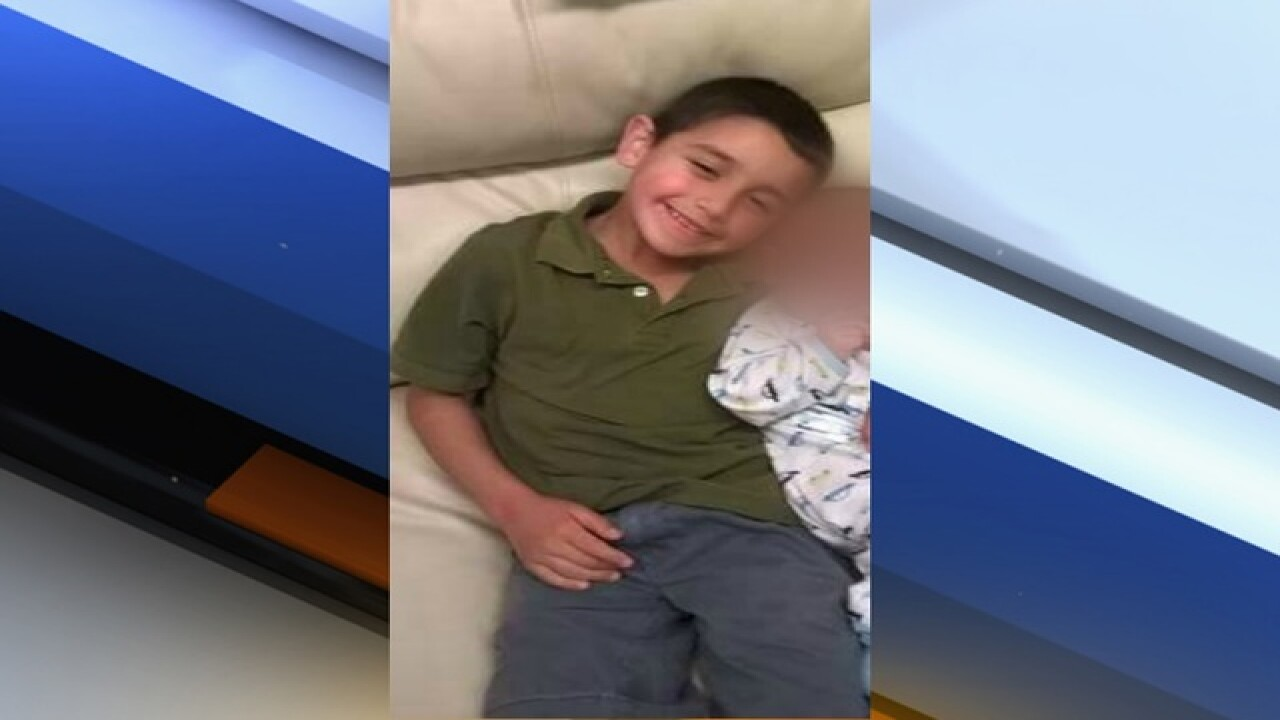 PHX FD: 9-year-old shot in accidental discharge
