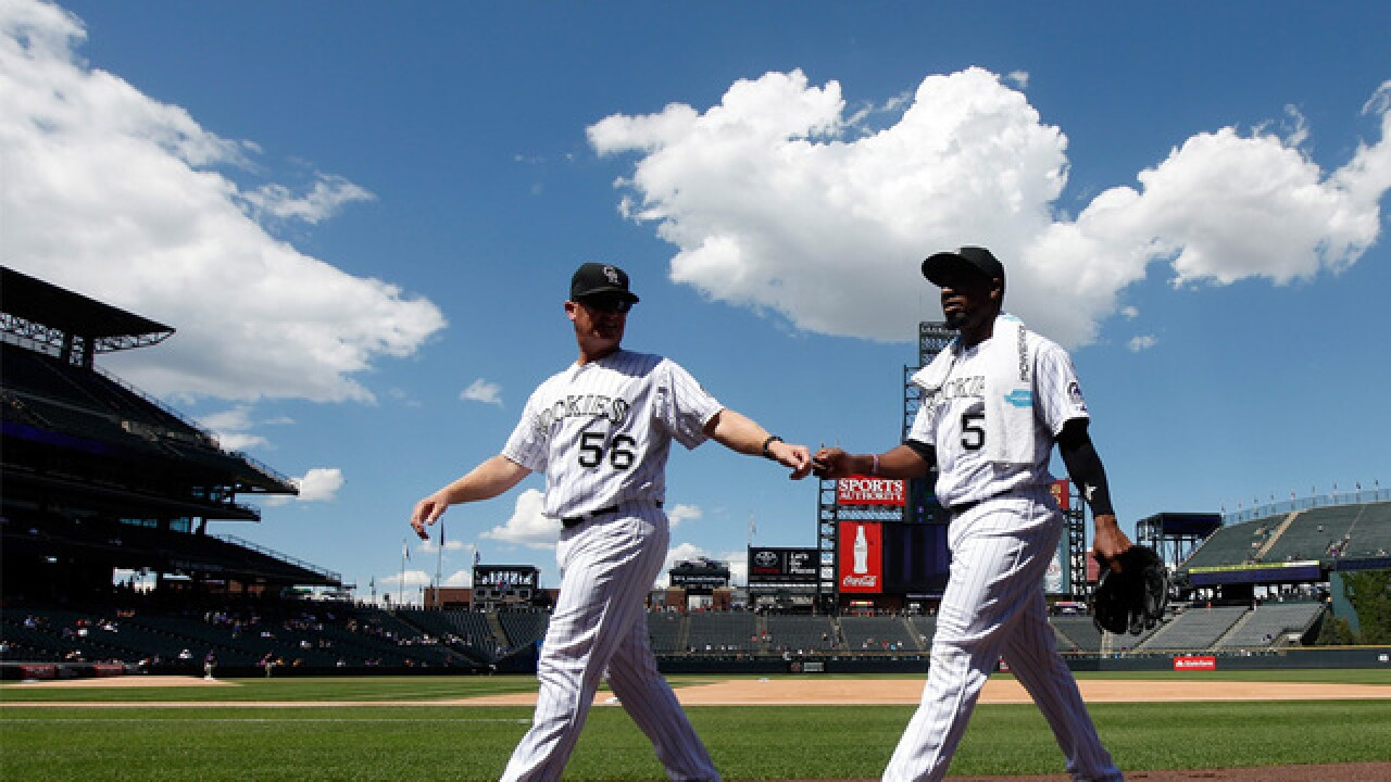 What you need to know about Rockies' home opener