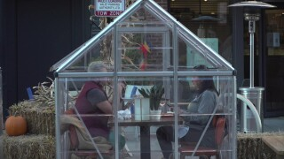 Restaurants turn to innovative outdoor solutions ahead of winter