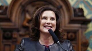 Michigan Gov. Whitmer endorses Biden days before primary