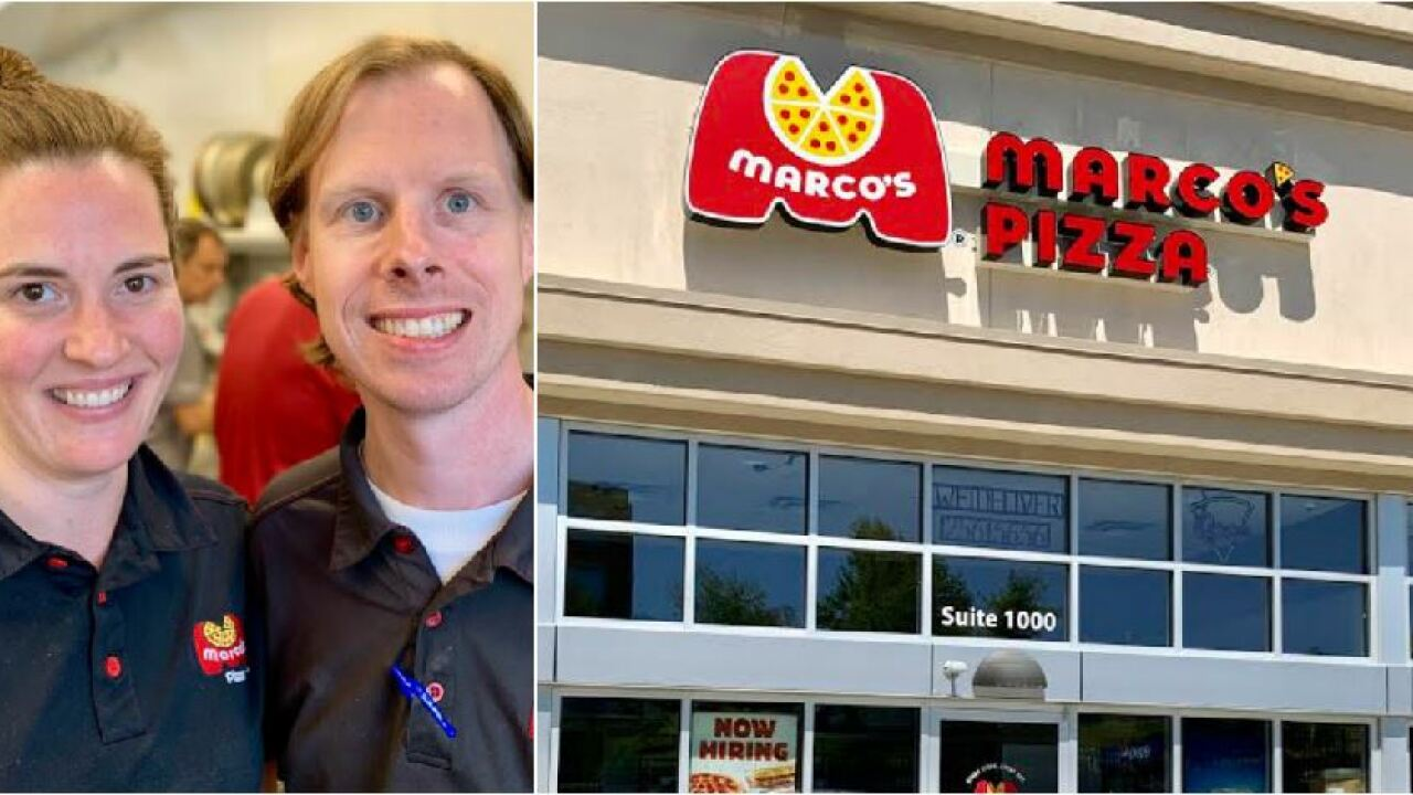 You can now discover a new Marco's Pizza in Henrico