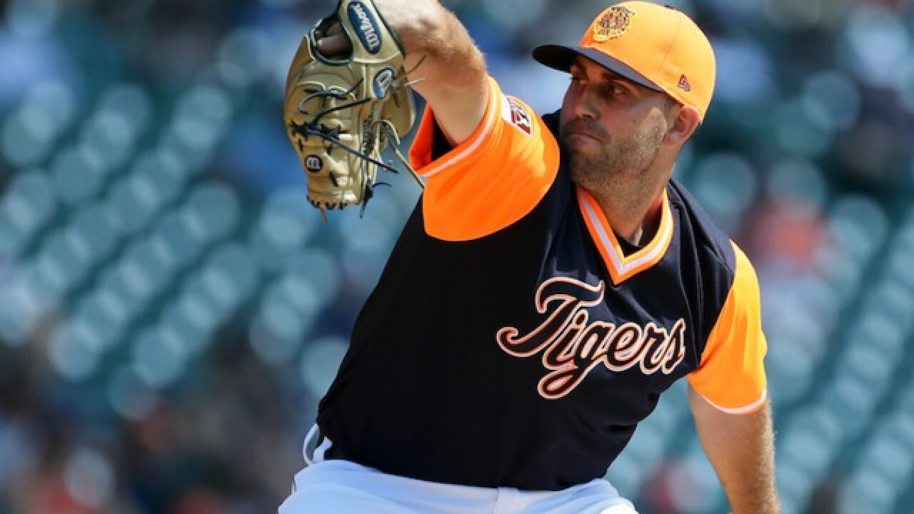 Matt Boyd sharp as Tigers hit three homers in the sixth to rout White Sox