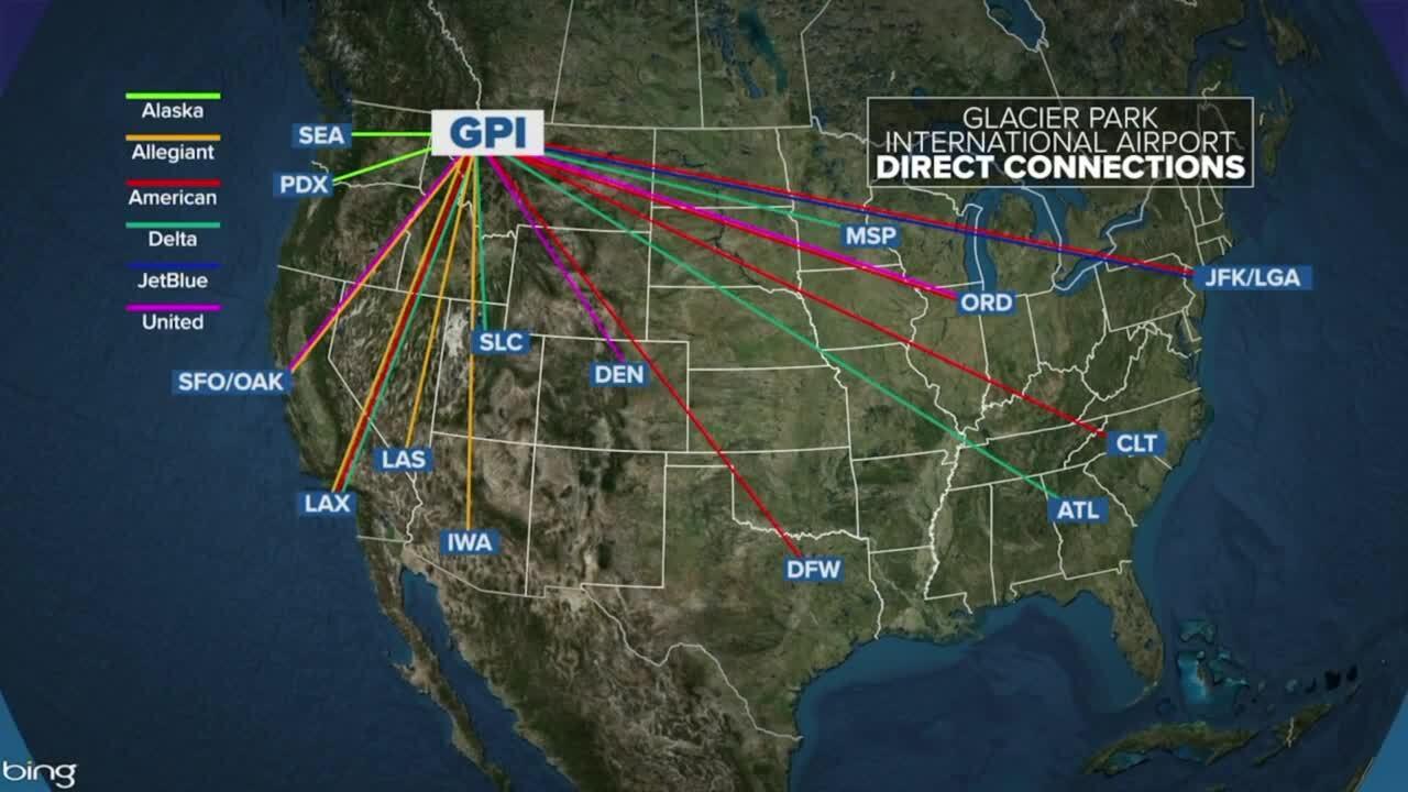 GPIA Flight Map