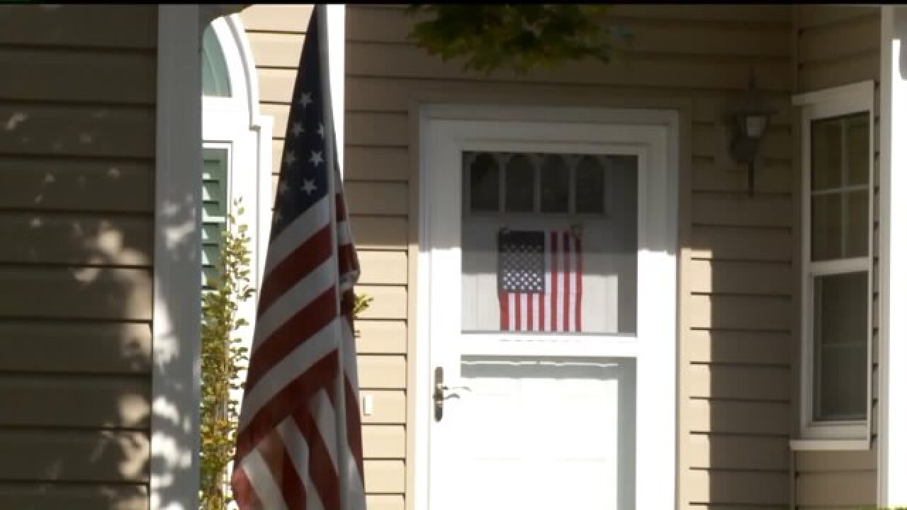Attorney discusses legality of HOA fining residents for flying American Flag
