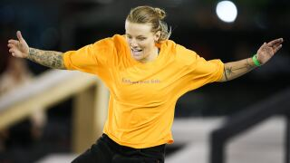 Dutch skateboarder Candy Jacobs tests positive for COVID-19, out of Olympics