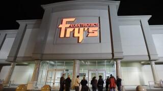 Fry's Closing