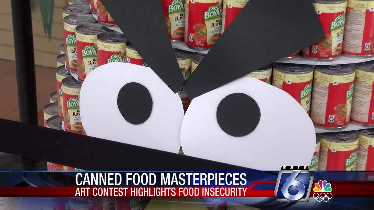 "Texas A&M-Corpus Christi's ""food insecurity"""