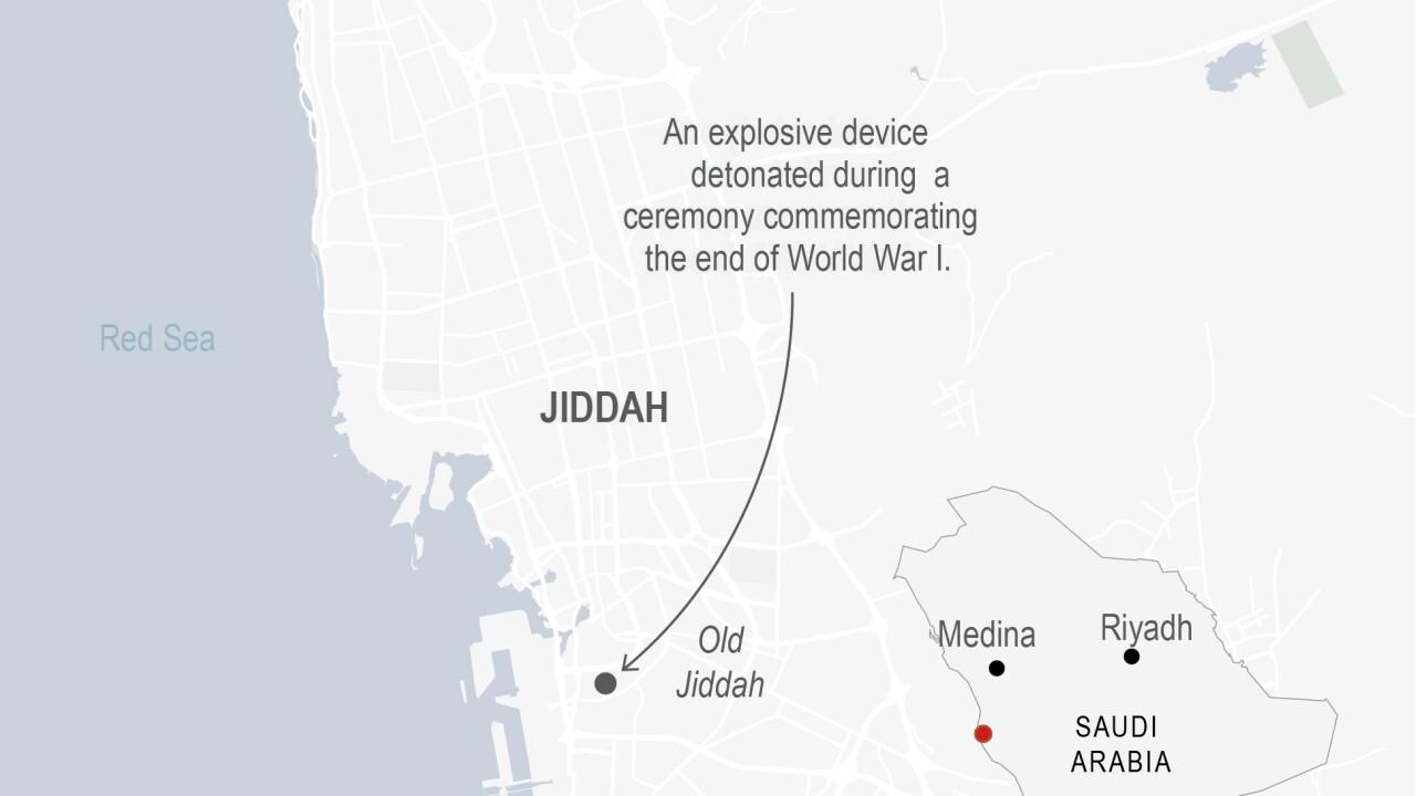Saudi Arabia Attack