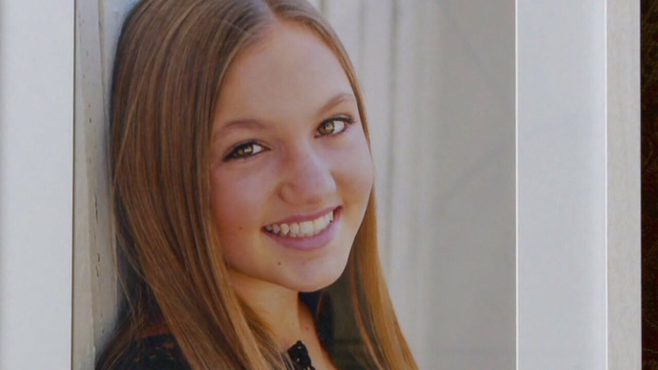 Utah teen said 'yes' to organ donation one day before her death