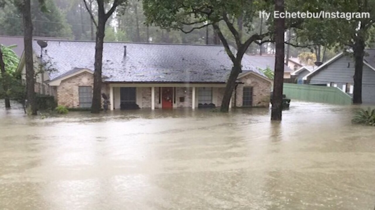 National Weather Service: We've never seen rain like this