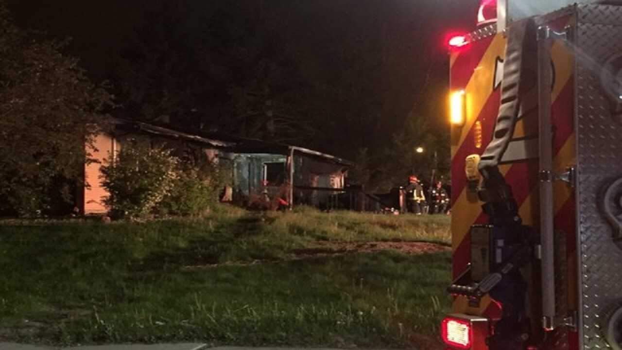 Fire at group home sends 6 to hospital in Arvada
