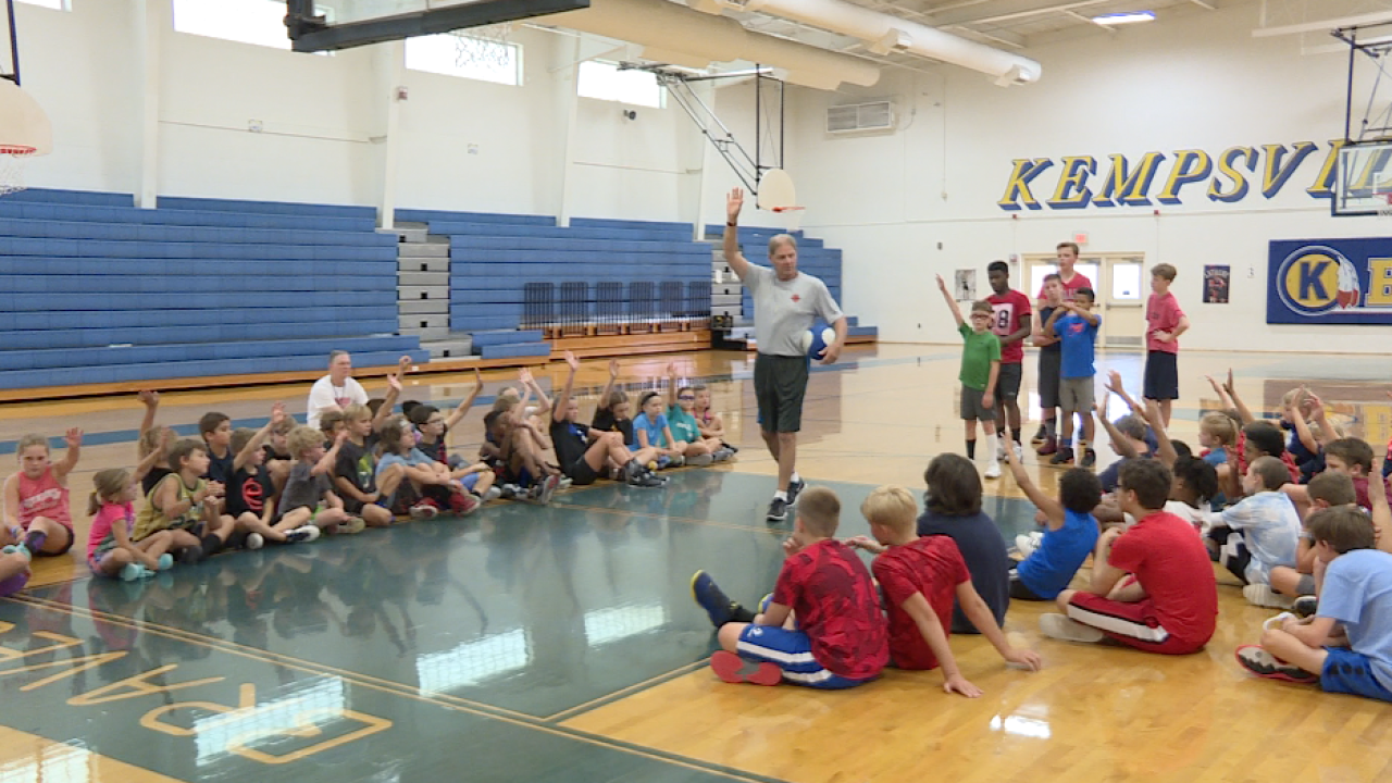 55th time's the charm: Paul Webb Basketball Camp still going strong