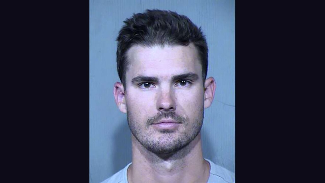 MLB pitcher kicked, tased and arrested after allegedly crawling through doggy door of stranger's home