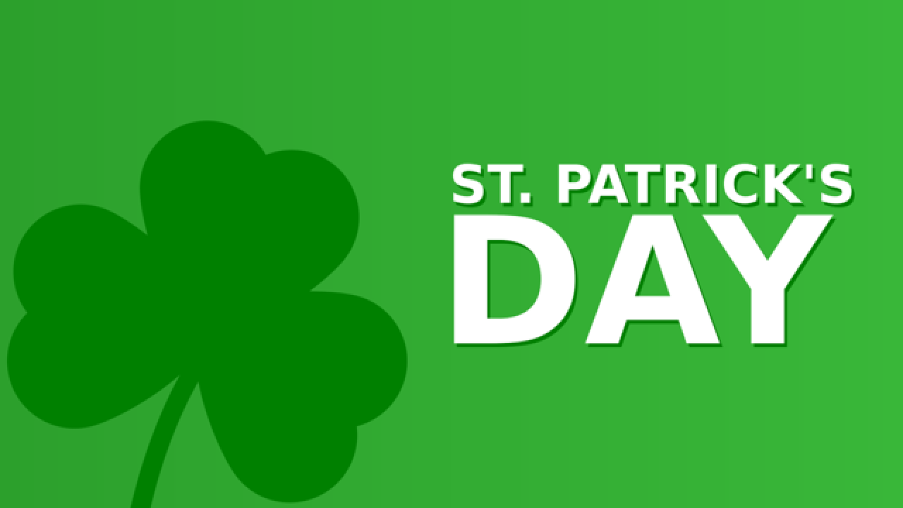 Study: 3 Nevada cities among top places to celebrate St. Patrick's Day