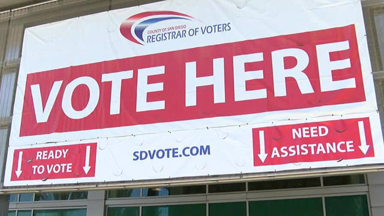 San Diego County Registrar of Voters releases final June 5 election results