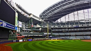 Brewers season home opener will be against Chicago Cubs