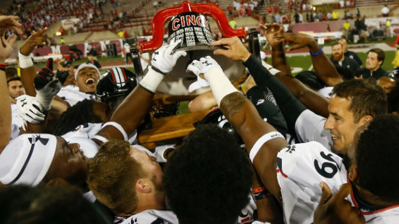 Battle for the Victory Bell: Is the Miami-UC rivalry losing its luster?