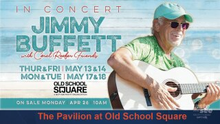 Jimmy Buffett to perform four shows in Delray Beach