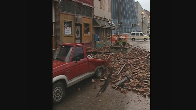 PHOTOS: 1998 Nashville Tornado