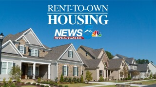Rent-to-own housing