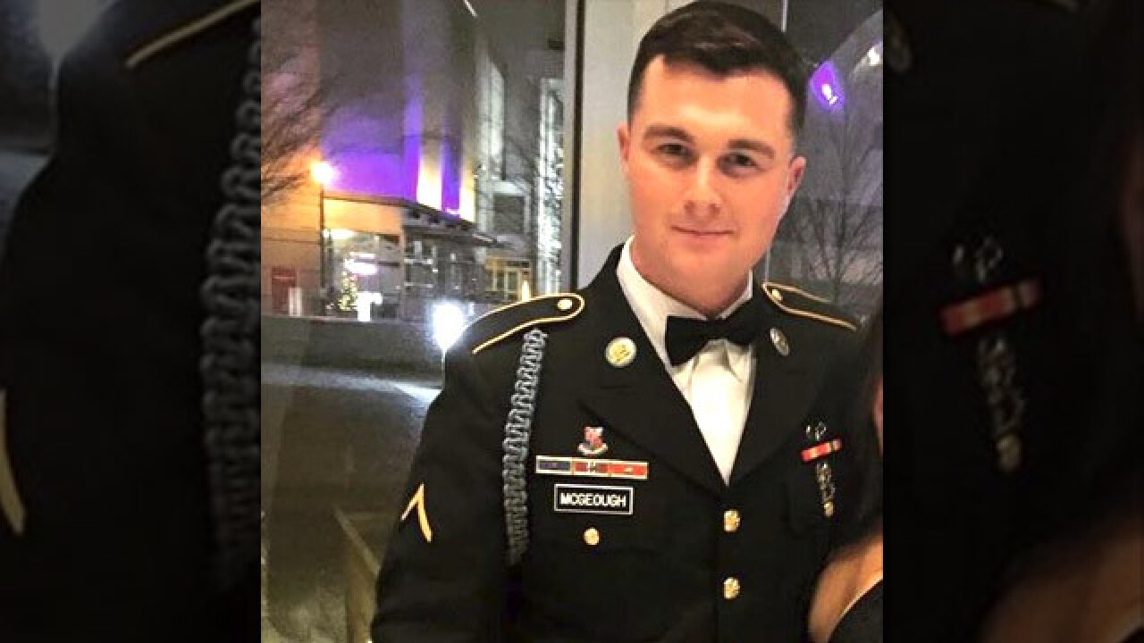 Ft. Campbell Soldier Fatally Hit After Break-In