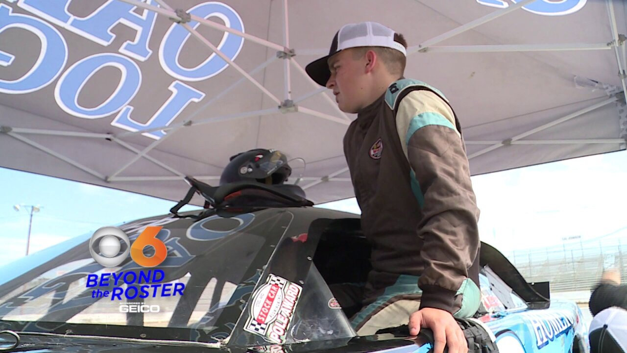 This Chesterfield teen is already making tracks towards a racing career
