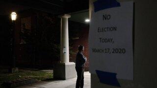 WCPO ohio election canceled