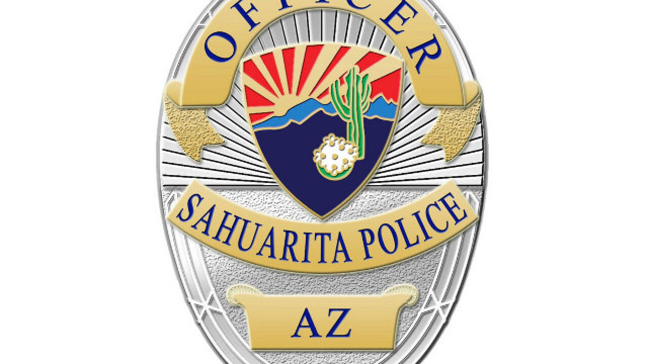 Sahuarita Police is hiring