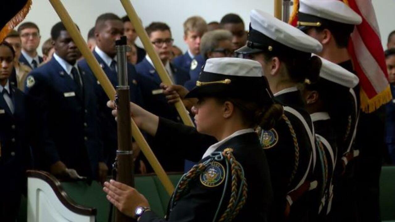 Veterans Day in Acadiana