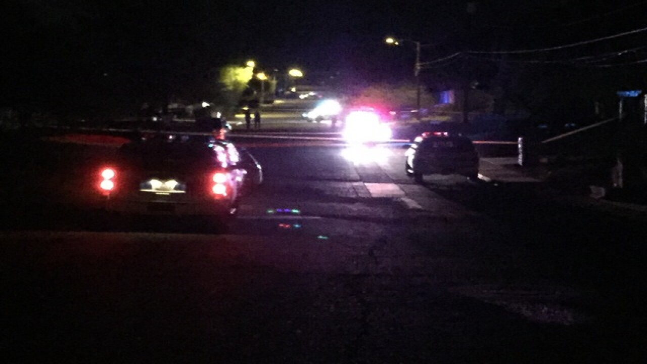 Three shot in Phoenix neighborhood