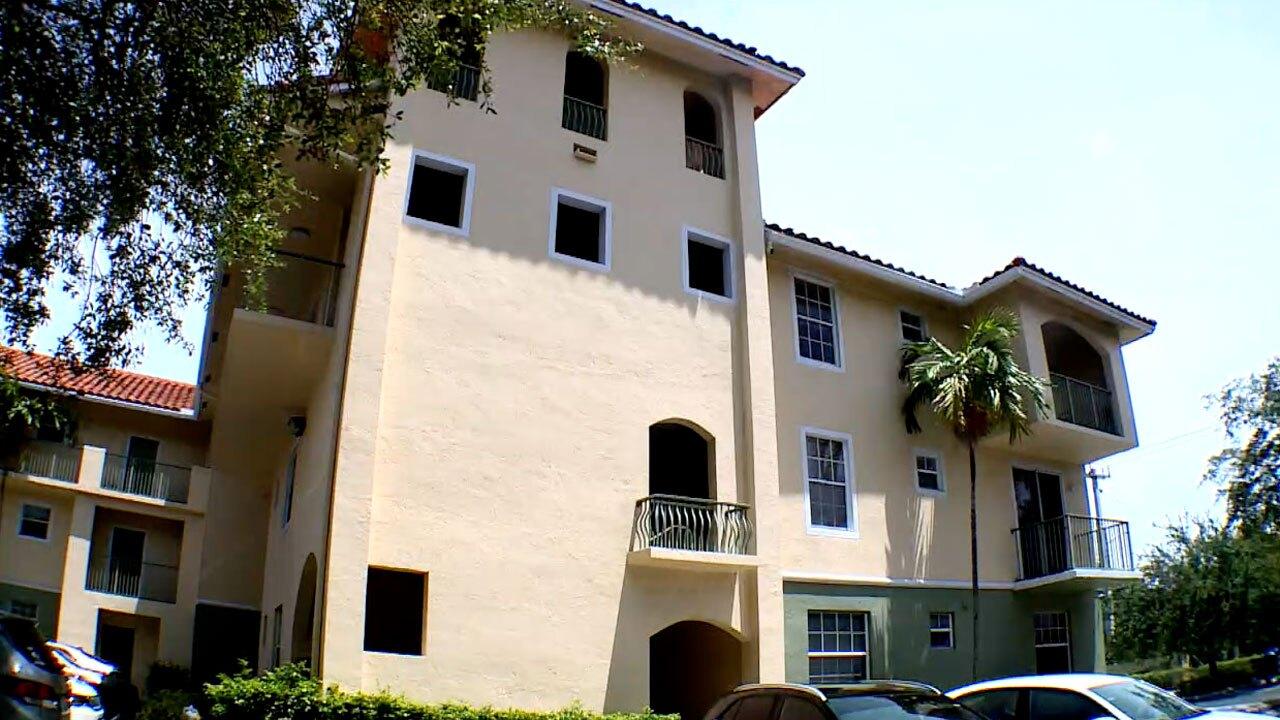 West Palm Beach apartment