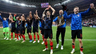 Croatia defeats England to advance to World Cup finals