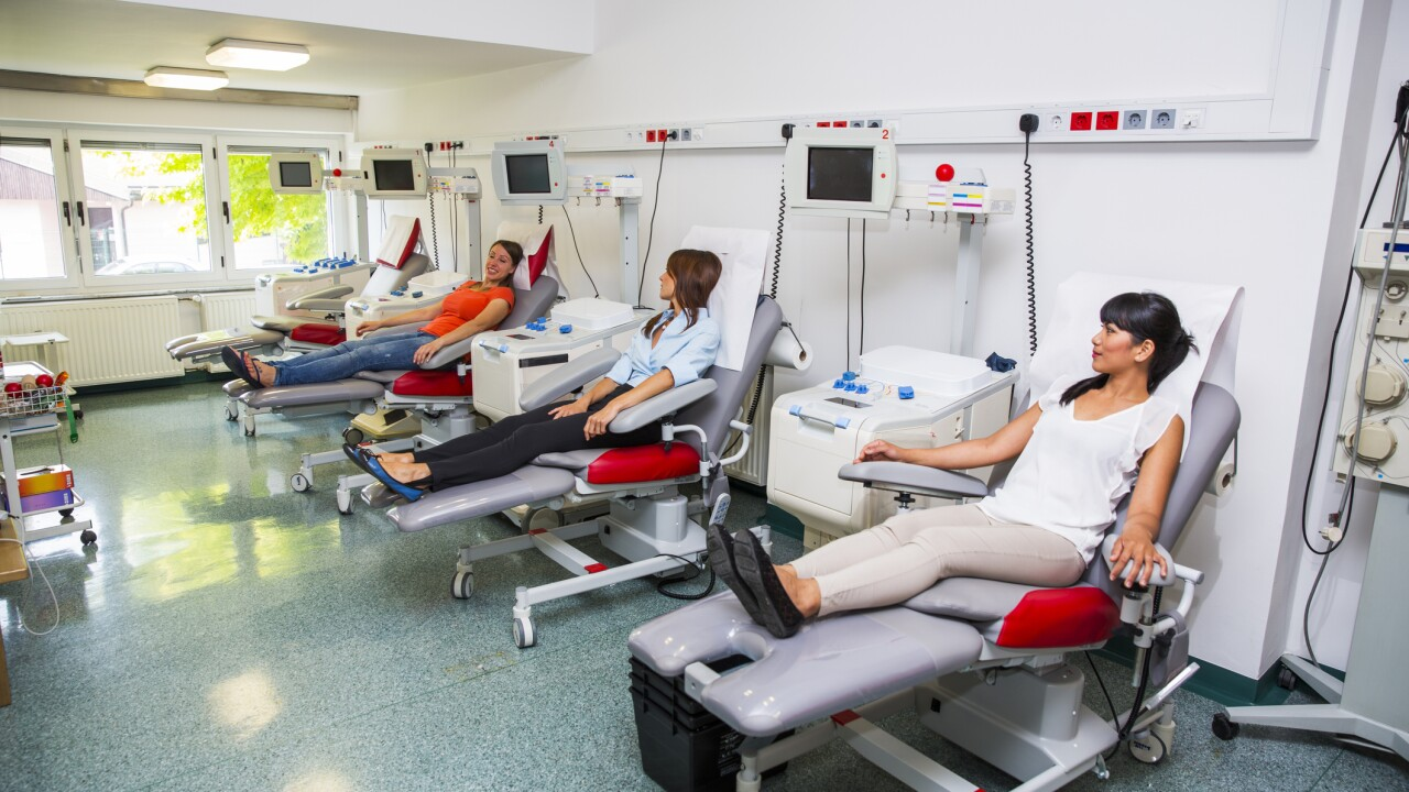 Red Cross needs local donors after Type 0 blood shortage