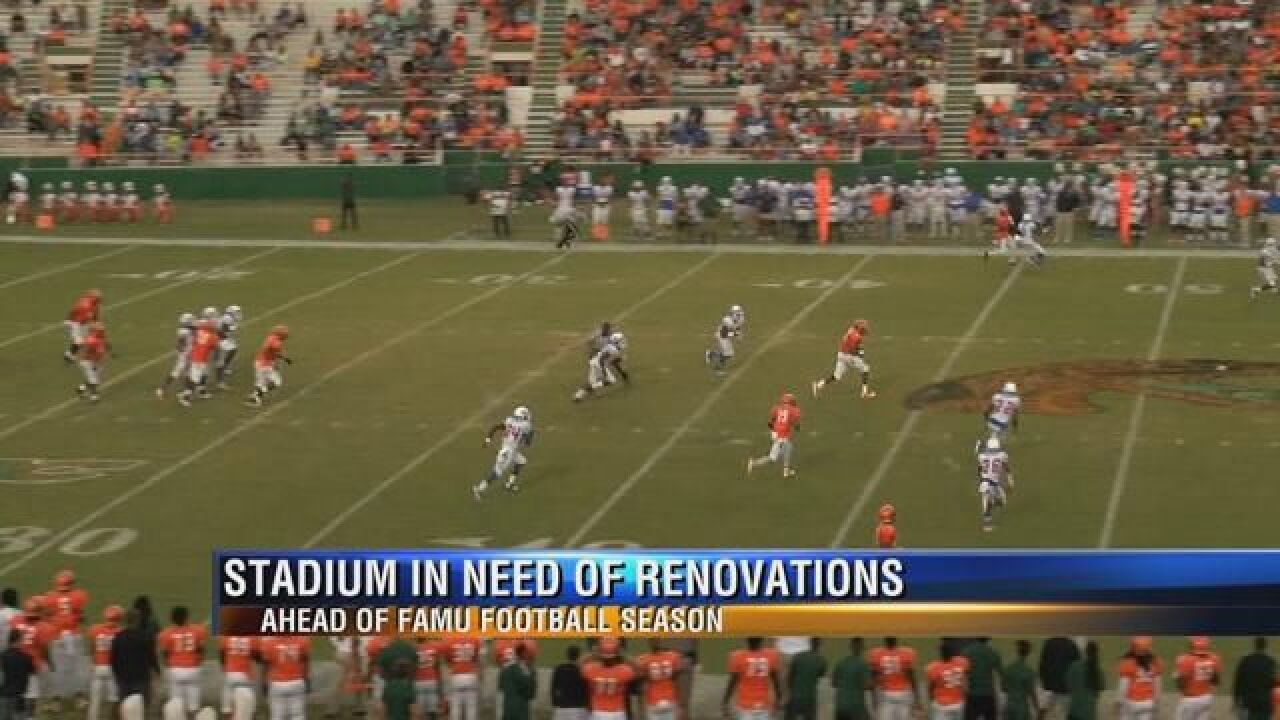 FAMU Board of Trustees Discusses Fundraising for Bragg Memorial Renovations