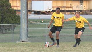 All Army Soccer
